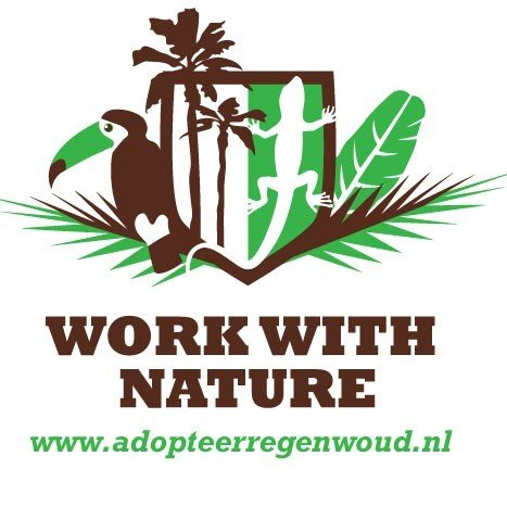 logo van stichting work with nature